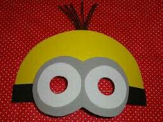 You Are What You Eat- Maximizing Beauty From The Dinner Table Read more info by clicking the link on the image. Minion Theme, Minion Birthday, Minion Party, Carnival Crafts, Carnival Masks, Mascara Minions, Diy Minion Costume, Minion Classroom, Backyard Games