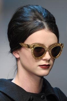 Shades: Dolce & Gabbana Fall 2013