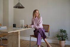 Desk Goals with Hanna Stefansson Hanna Stefansson, Office Workspace, Boss Lady, Career, Desk, Goals, Lifestyle, Fashion, Moda