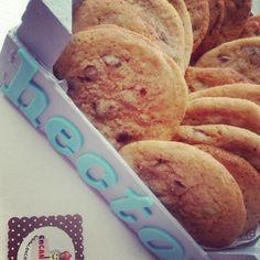 Cookies para Héctor!!