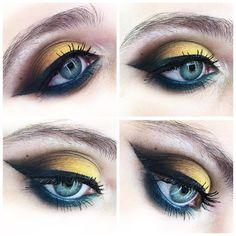 Does this slay? #lashes #eyebrows #eyeshadow #eyemakeup #eyeliner #eyelashes #makeupartist #makeuplovers #makeupgoals #makeup #makeupporn #makeupoftheday