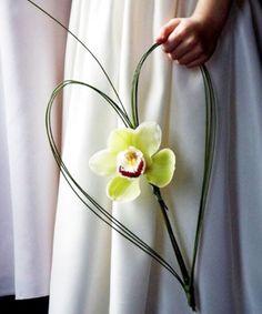 Fleur pour demoiselle d'honneur