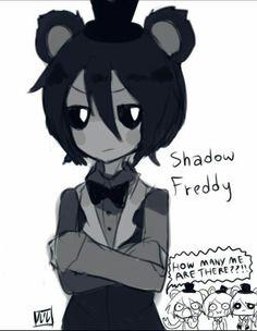I'm the real Freddy the others are just wannabes - shadow Freddy Five Nights At Freddy's, Mangle Toy, Creepy Games, Pole Bear, Fnaf Baby, Fnaf Sl, Fnaf Wallpapers, Fnaf Sister Location, Freddy Fazbear