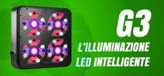Illuminazione intelligente con le lampade LED G3