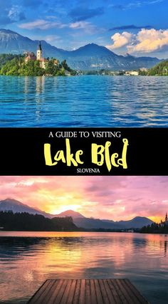 Lake Bled is one of the most magical places in Europe. Like stepping right into a fairytale that you never want to leave. Find out here why you should visit and what to see at Lake Bled in Slovenia.
