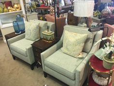 Where To Find Upholstered Chairs In Nashville The Peddler Interiors