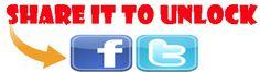 Share to Unlock Link URL Widget for Blogger Blogspot