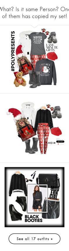 """What? Is it same Person? One of them has copied my set!"" by ragnh-mjos ❤ liked on Polyvore featuring bags, handbags, shoulder bags, man shoulder bag, shoulder hand bags, red shoulder bag, shoulder bag handbag, red top handle bag, Topshop and Gund"