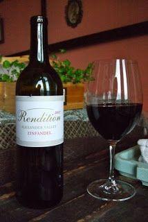 Trader Joe's Wine Compendium: 2007 Rendition Zinfandel - $8.99