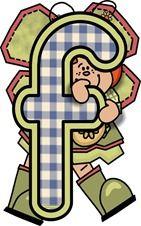 Fairy Alphabet 2f
