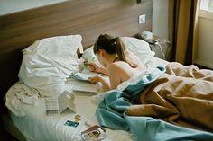 = morning studying