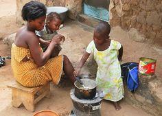 """Protecting Health and the Planet with Clean Cookstoves"""