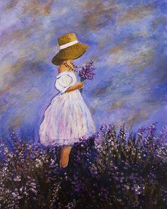 #nature #girl #beautiful #art #artist #artistic #myart #acrylic #painting #paint #instaart #instaartist #arte #artwork #creative #artoftheday #instagram #color #love #painter #artsy #child #garden #flowers #purple #sky Purple Sky, Acrylic Paintings, Childhood, Artsy, Creative, Garden, Flowers, Nature, Artwork