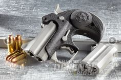 Check out the Gun Preview on the Bond Arms Backups .45 ACP.... http://ow.ly/tmS7J