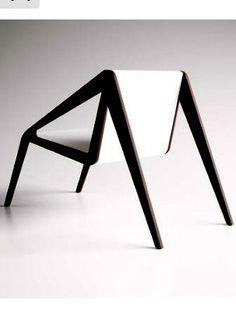 chair *zahara* designed by studioforma