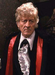 Jon Pertwee - the third doctor