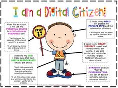 I am a Digital Citizen! via Twitter