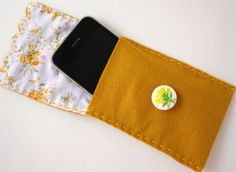 We think one of the best gifts we can give our mothers this year is a cute and personalized cell phone case. Head on over to our feature of the craft for the full scoop.  Photo by Yellow Bird Yellow Beard