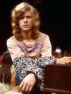Bowie em imagens - JN