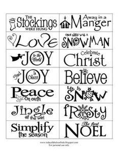 Christmas Sayings 05