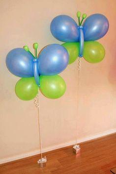 Ideias para festa com tema Borboletas - Dicas pra Mamãe
