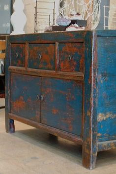 love old painted furniture
