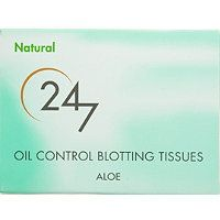 Zon Cosmedix - 24/7 Oil Control Blotting Tissues - 65 ct #ultabeauty These are so helpful if you have super oily skin. I use them halfway through the day or if I'm going out again at night and it soaks up the majority of the oil and then add a little bit more powder. They work so well and the Aloe one is soothing.