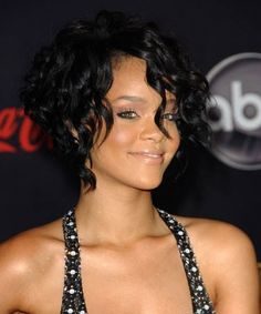 Curly Hairstyles Short by Rihanna Short Hairstyles for Curly Hair