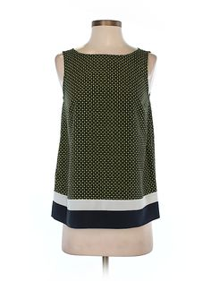 Check it out—Ann Taylor LOFT Sleeveless Blouse for $15.99 at thredUP!