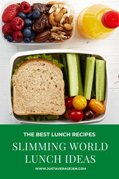 Best Lunch Recipes, Fun Easy Recipes, Healthy Recipes, Slimming World Lunch Ideas, Slimming World Recipes, Vegetarian Lunch Ideas For Work, Vegetable Lunch, Syn Free Food, Healthy Lunches For Work
