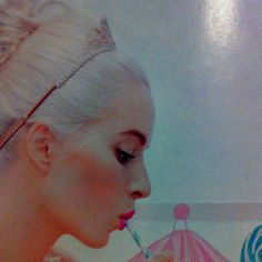 Louis Vuitton princess style