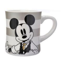 Mickey Mouse Happy Tea Time Mug