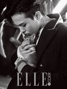 G-Dragon - Elle Magazine September Issue '16
