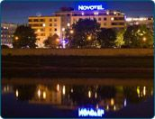Hotels in Poland Novotel Krakow Centrum Low Rates from Travelucion