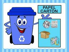Recycling For Kids, Earth Day Crafts, Nature Activities, Back To School Activities, Sistema Solar, Preschool Worksheets, English Lessons, Cute Crafts, Childcare