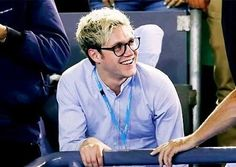 Sharing from 1d.officialbr instagram Niall at the AUS Open Final today - 31.01 #onedirection #harrystyles #liampayne #louistomlinson #niallhoran by 1d.officialbr