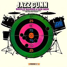 "Shelly Manne - Jazz Gunn - Atlantic Records (Music from the TV show ""Peter Gunn"" by Henry Mancini"