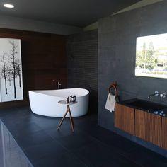 Solidharmony Bathtub on Display #papapolitis Showroom Athens www.ideavit.com #solidharmony#bathroom #bath #architecture #sanitary #minimal #minimalism #bathtub #tub #luxurybath #whitematt #solidsurface #minimaldesign #simplicity #bathroomdecor #simplebath #minimalbath #washbasin #minimalbathroom #archiproject #designer #archdaily #homedecor #interiordesign #interiors #matte #ideavit #hoteldesign #boutiquehotels
