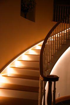 beleuchtung treppenhaus led leuchten