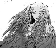 Luciela - Claymore Wiki