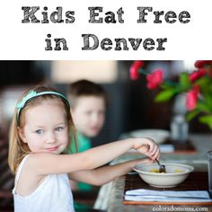 Ever wonder who is offering a kids eat free meal on what days? Look no further! Here we have compiled a list of local and chain restaurants who offer a free kids meal with the purchase of an adult ...