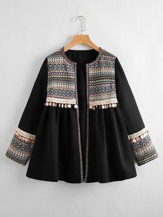 Hijab Fashion, Fashion Dresses, Coats For Women, Clothes For Women, Unisex Clothes, Women's Clothes, Diy Clothes Life Hacks, Mode Editorials, Stylish Dresses For Girls