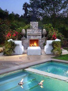 Outdoor Fireplace Pinele Finials Linda Chase Ociates Projects Home Garden Design