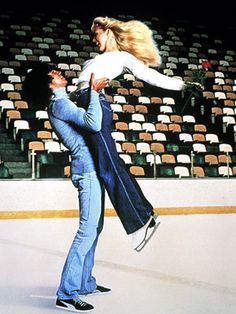 ICE CASTLES (1978) You'll need several hankies for this tear-jerker