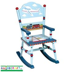 Transportation Collection - Rocking Chair
