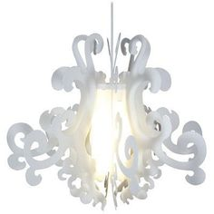 Naeve Leuchten, Lampadario, Bianco (Weiß), 17.72 inches x 21.65 inches x 21.65 inches cm, http://www.amazon.it/dp/B005QXE3QS/ref=cm_sw_r_pi_awd_tlmftb0W9DD2Z