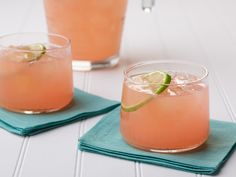 Mexican Punch Recipe : Ree Drummond : You can add Tequila or other alcohol.  From Big Day at the Building Episode.