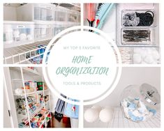 """Moving into a new home this year, the first thing I wanted was to do was reduce the amount of """"junk"""" we brought in. The second thing, was the keep the remaining things as organized as possible."""