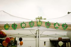 Safari / Jungle Birthday Party Ideas | Photo 10 of 48 | Catch My Party