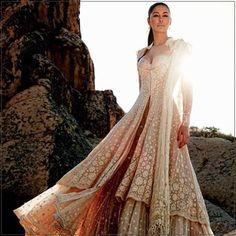 Tarun Tahiliani bridal collection. Shop for your wedding trousseau, with Bridelan - a personal shopper & stylist for Indian brides & grooms, visit our website www.bridelan.com #Bridelan #weddinglehenga #taruntahiliani
